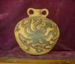 Cermaics/Minoan Octopus Jug/Circa 1500 B.C.