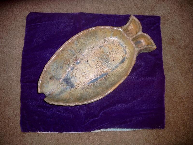 Multicolored Fish Bowl